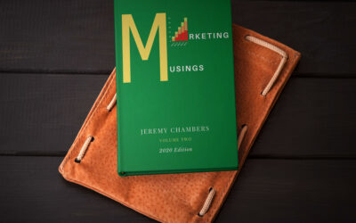Volume 2: Marketing Musings (Introduction)